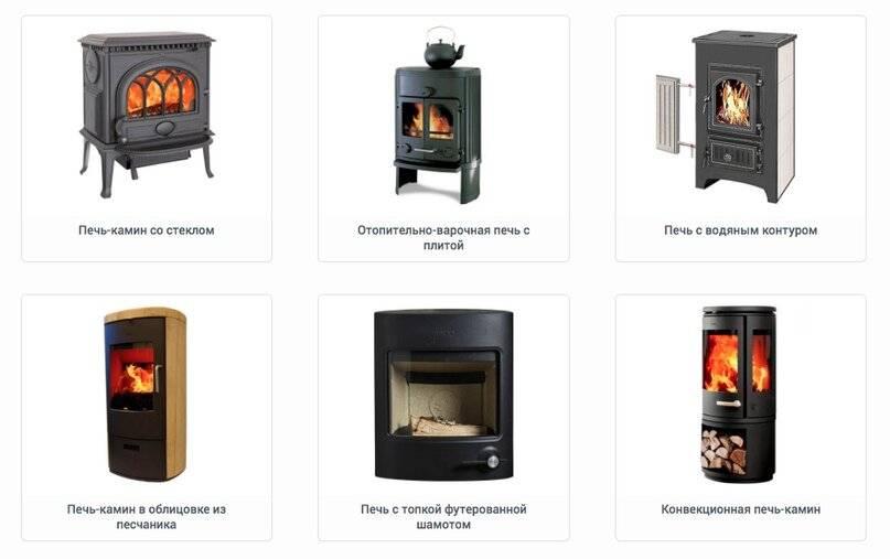Преимущества и особенности конструкции печного отопление для частного дома