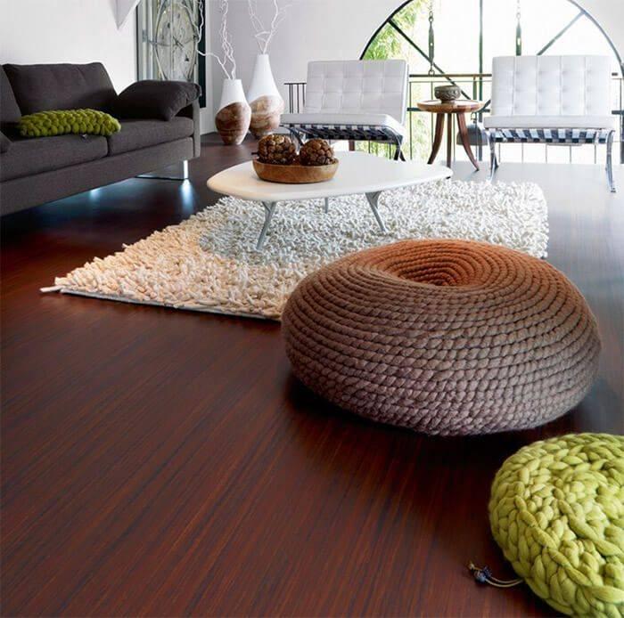 Напольные покрытия для дома и квартиры их виды достоинства и недостатки + видео