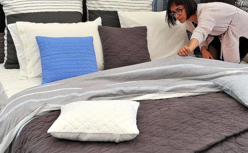 Из какой ткани лучше покупать постельное бельё? обзор популярных видов