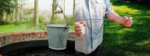 Где и как искать воду для скважины на участке?