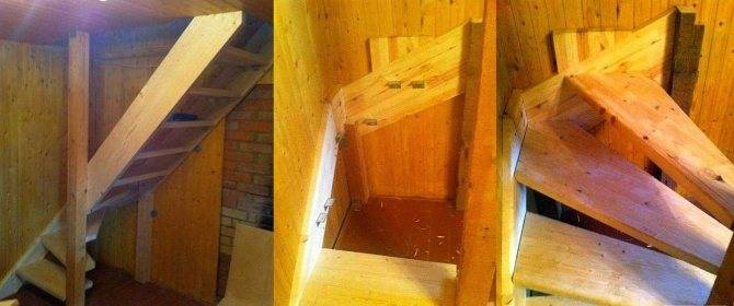 Принцип возведения качественной лестницы на второй этаж в бане своими руками. лестница для бани: виды конструкций, входная, межэтажная, расчеты и монтаж своими руками в месте, где дверь, можно расположить