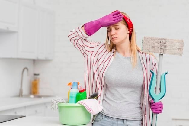 Как быстро навести порядок дома, когда нет времени?