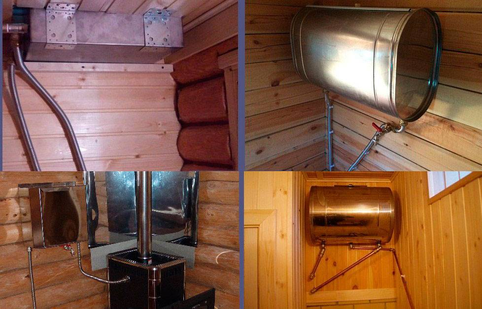 Теплообменник на трубу дымохода в баню или для гаража: сделать своими руками по видео и фото