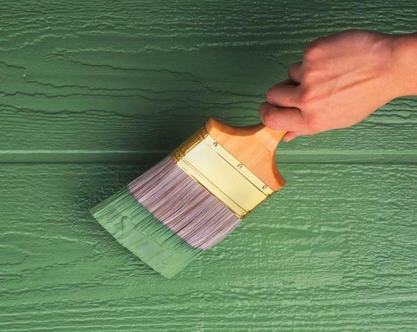 Покраска дерева своими руками - технология фактурного окрашивания пошагово
