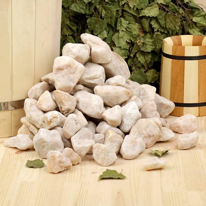 Свойства и правила применения камня для бани жадеит