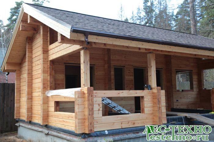 Можно ли строить баню из клееного бруса? можно ли строить баню из клееного бруса?