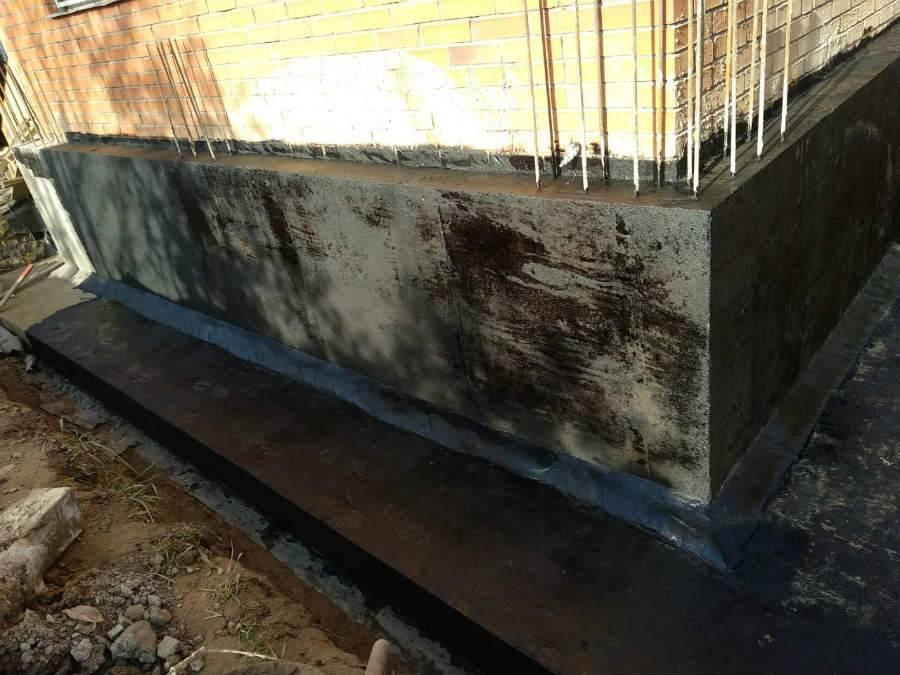 О ремонте фундамента дачного дома своими руками