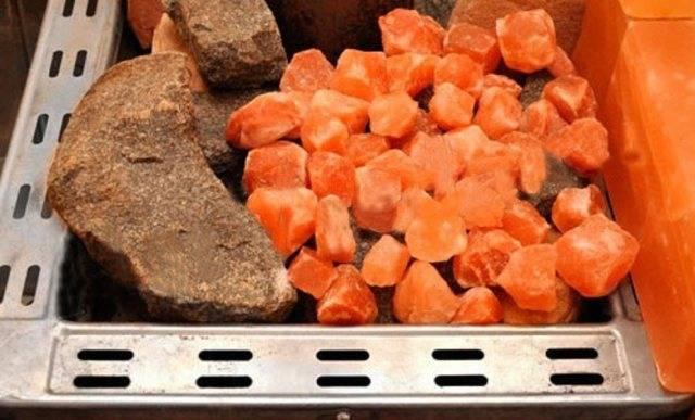 Гималайская соль для бани: свойства и монтаж | построить баню ру