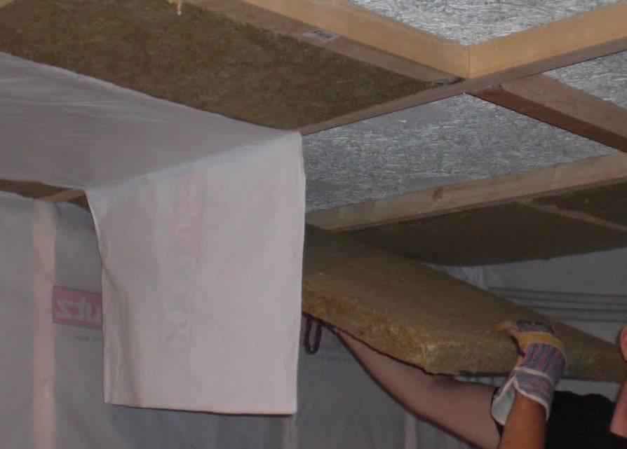 Надежный утеплитель для бани – залог бережной сохранности тепла