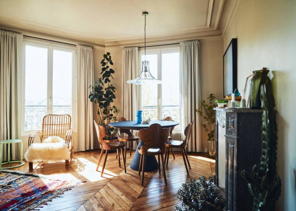 Счастье жить в париже: 5 уроков стиля от королевы французского стиля - archidea.com.ua
