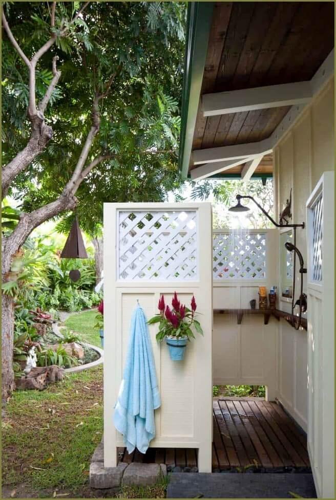Как сделать летний душ на даче своими руками: фото, видео и варианты обустройства