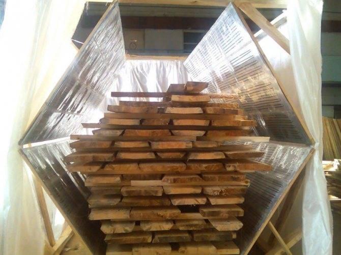 Сушка дерева в духовке. сушка древесины своими руками — очень ли это сложно? сушка в домашних условиях