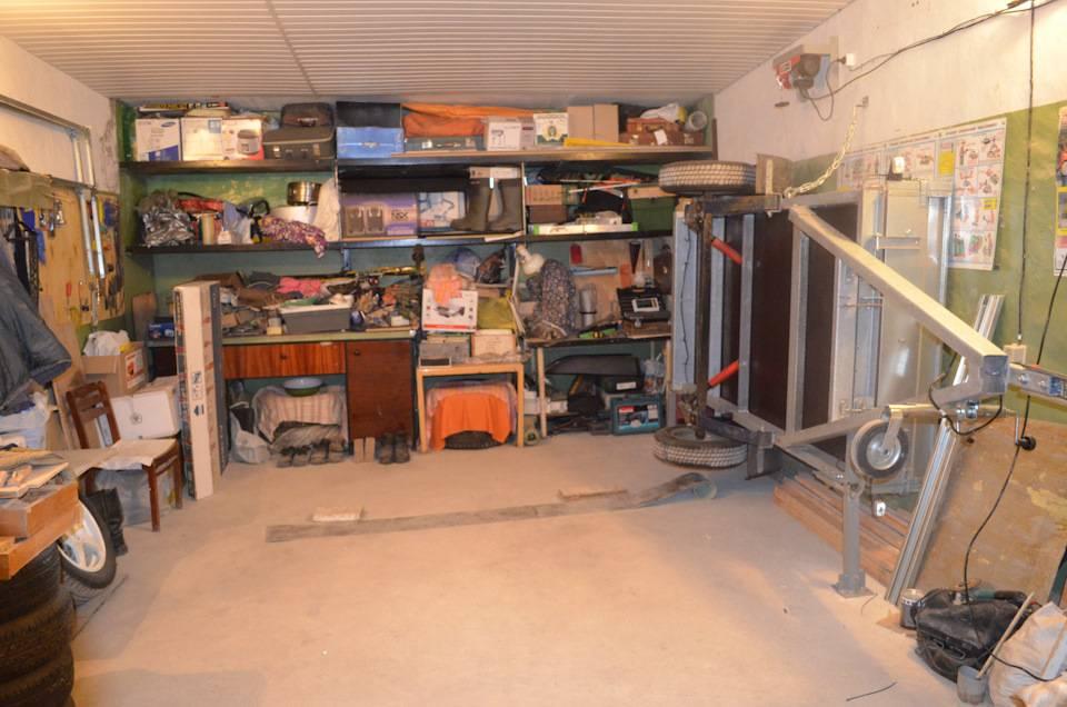 Как обустроить гараж своими руками - красиво и современно оборудовать