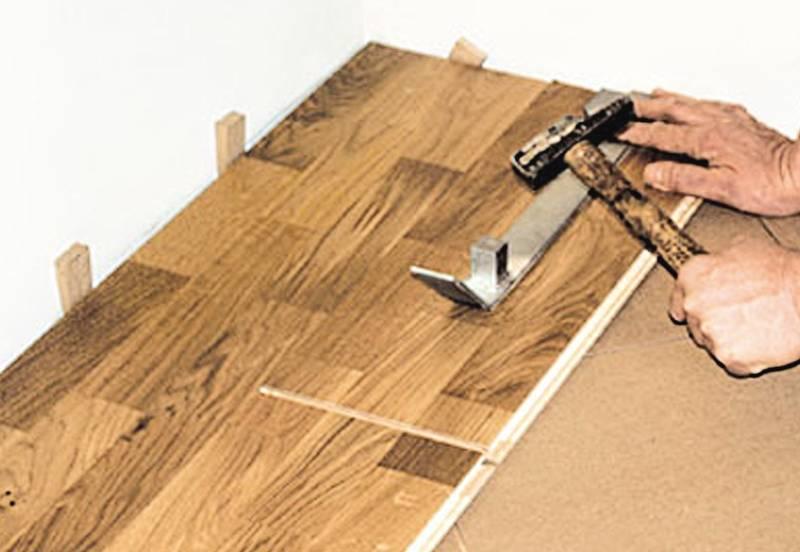 Демонтаж пола своими руками - инструкции к покрытиям разного типа!
