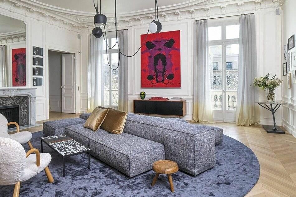 Французский интерьер квартиры: париж у вас дома – советы дизайнеров