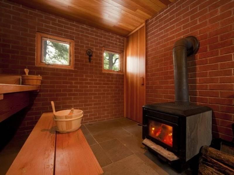 Как утеплить кирпичную баню и парную изнутри своими руками
