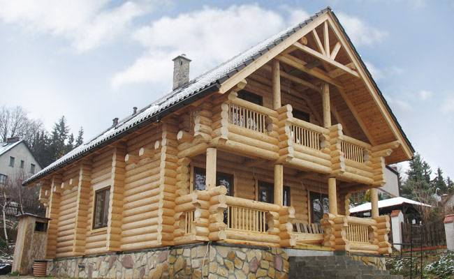 Деревянный дом — плюсы и минусы различных технологий - строй-хауз