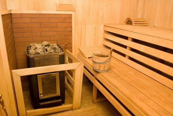 Как построить сауну своими руками в квартире – с чего начать