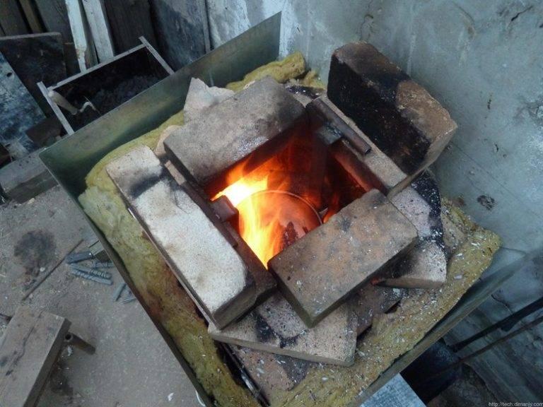 Печь для металла: назначение, характеристики, разновидности, принцип работы, производители, цены, изготовление, эксплуатация
