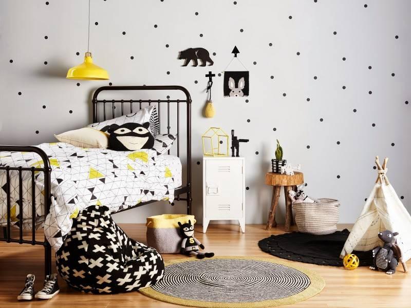 Декор детской комнаты — дело тонкое!
