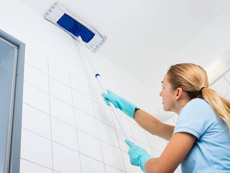 Как помыть стены покрашенные водоэмульсионной краской