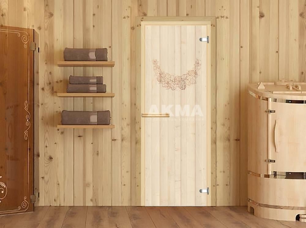 Стеклянные двери для бани: размеры двери, выбор и установка, популярные производители банных дверей - акма и doorwood, отзывы и фото