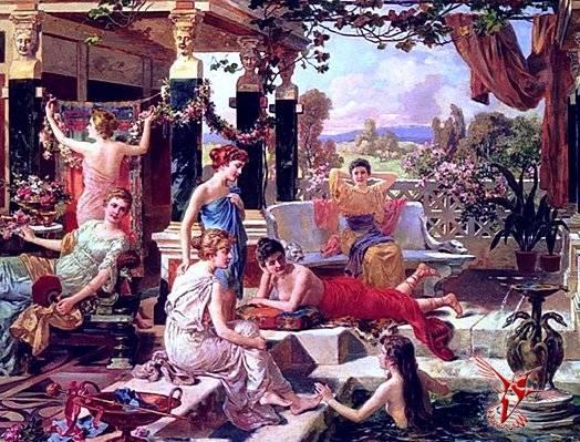 Римская терма – античная баня