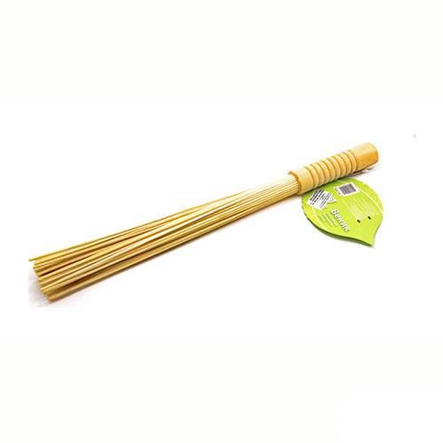 Преимущества массажного бамбукового веника и как им пользоваться в бане