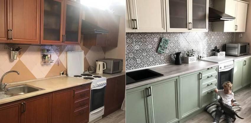 7 лайфхаков, как бюджетно обновить кухню без ремонта