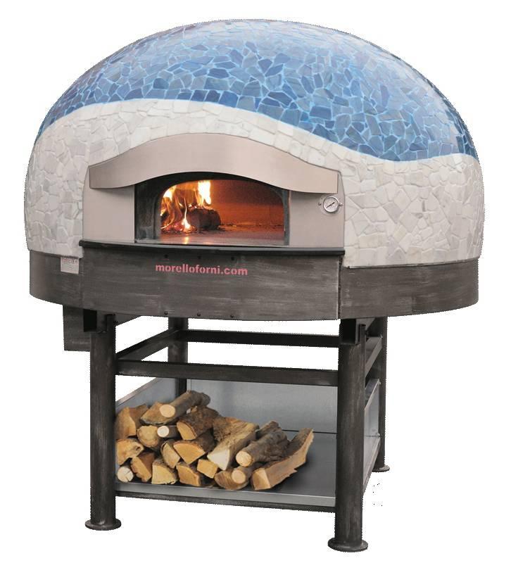 Создание итальянской печи для пиццы на дровах своими руками