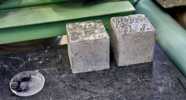 Проверка качества цемента до и после покупки