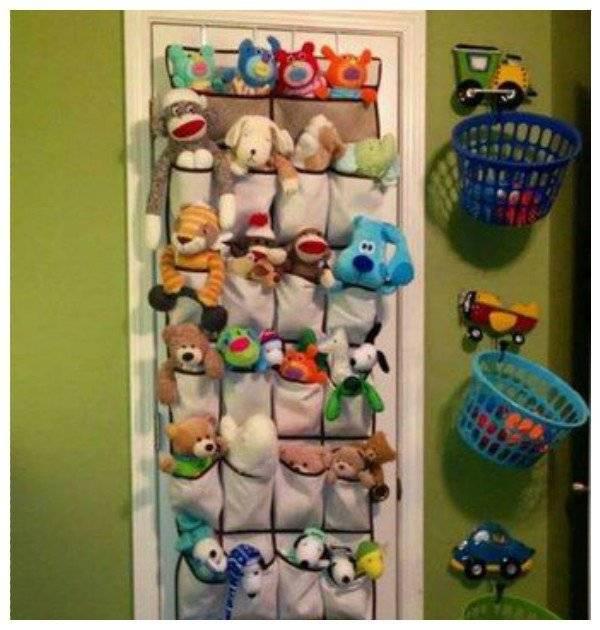 Система хранения детских игрушек и лучшие идеи для создания коробок своими руками