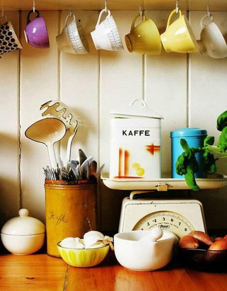 Организация хранения на кухне: система хранения и идеи