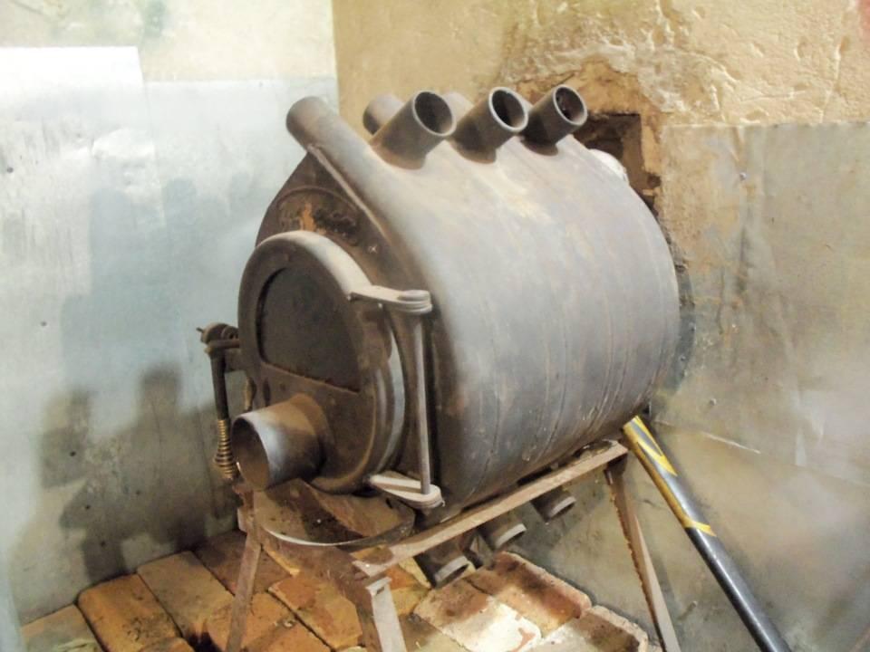 Дымоход для булерьяна: выбор, установка, изготовление своими руками