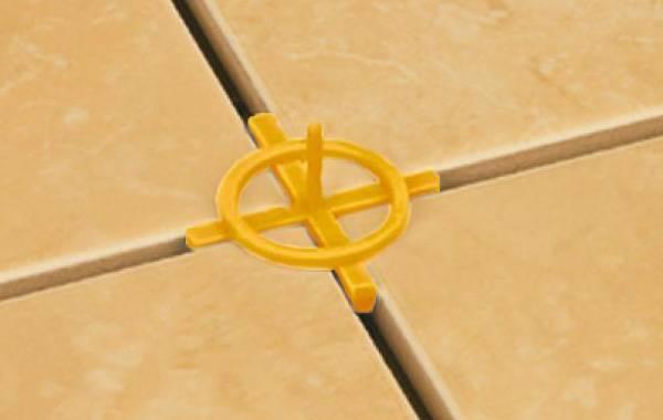 О назначении крестиков для плитки