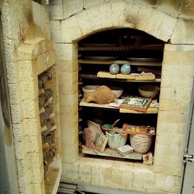 Обзор печей для обжига керамики