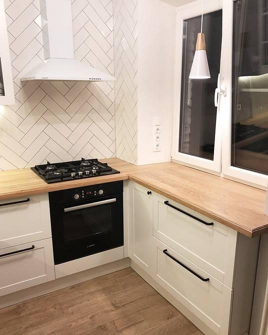Подоконник-столешница на кухне — варианты создания дополнительного пространства