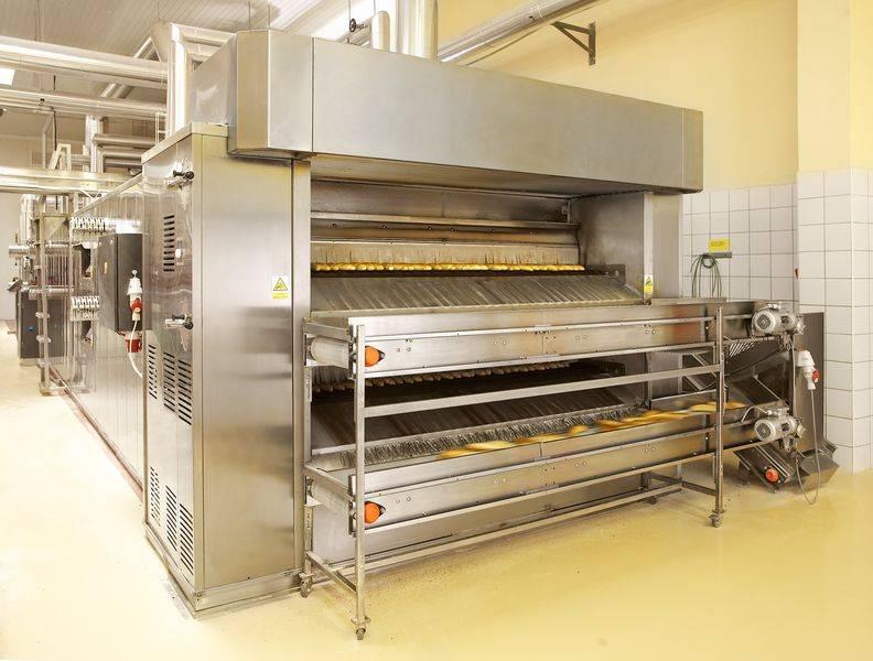 Характеристики оборудования для хлебопекарного производства