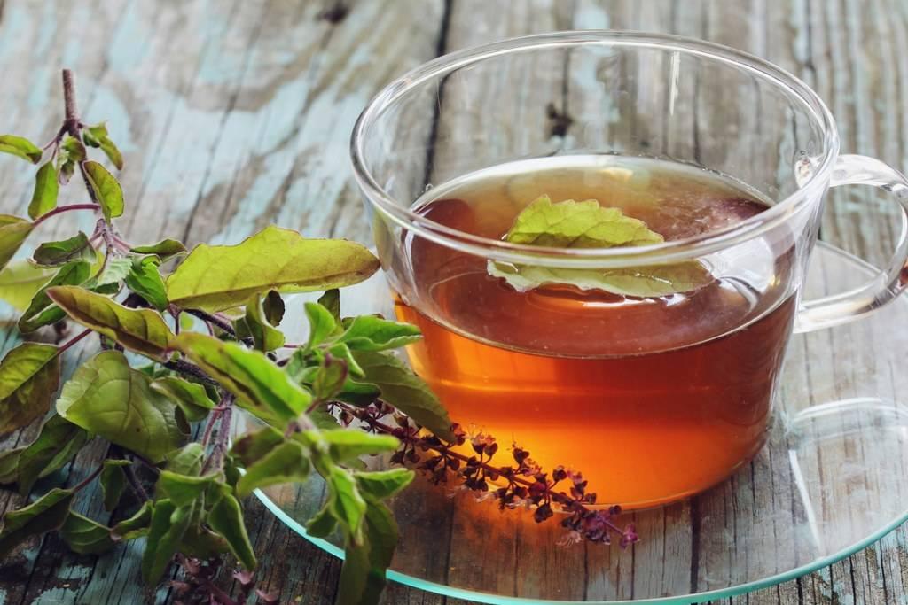 Какой чай пить в бане и после процедуры