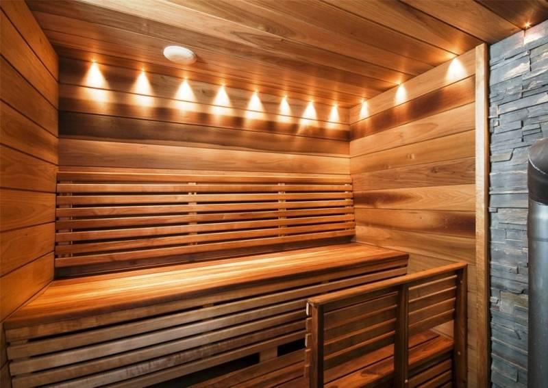 Чем покрыть вагонку внутри бани: изучаем составы и технологии