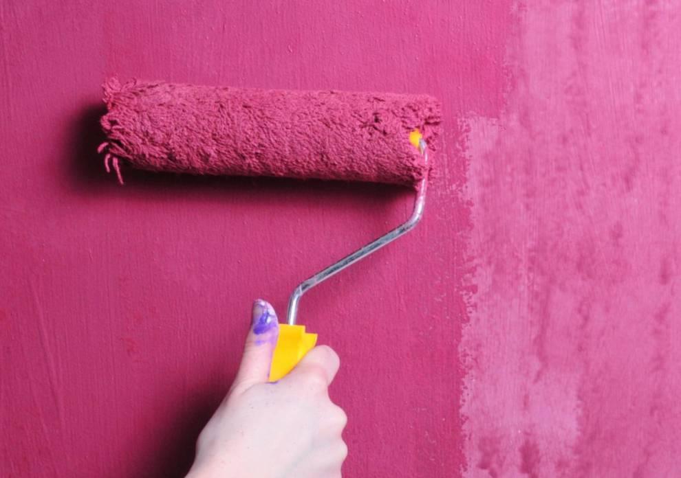 Подборка лучших хитростей при покраске стен
