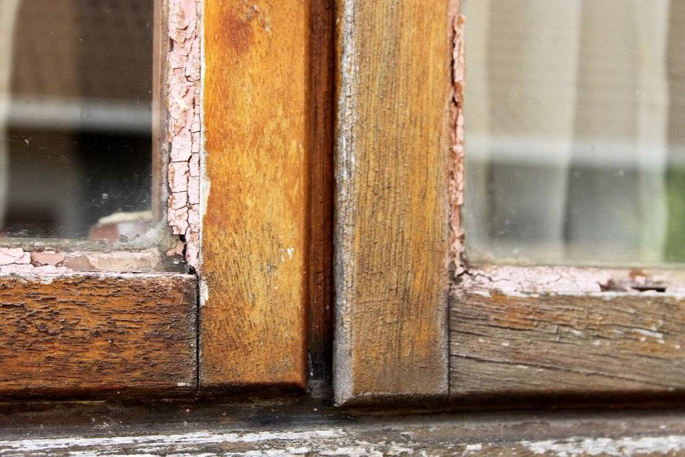 Реставрация деревянного окна, как провести ремонт старого окна своими руками