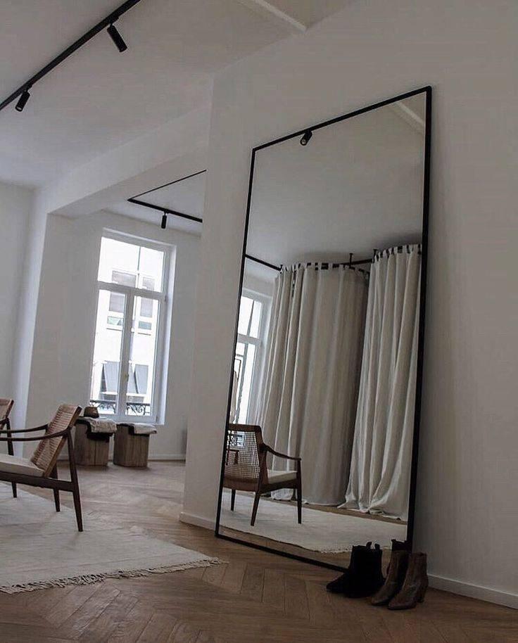 Куда повесить зеркало в прихожей - как найти оптимальное место и как нельзя вешать зеркала