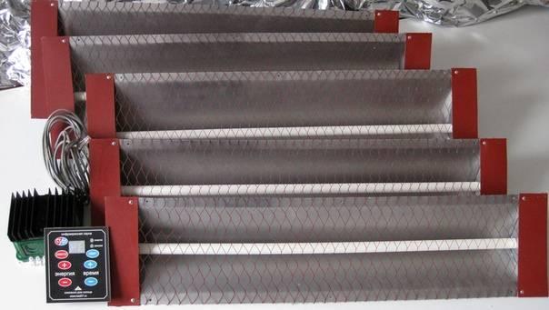 Инфракрасная сауна своими руками с помощью ик-пленки | блог stem energy
