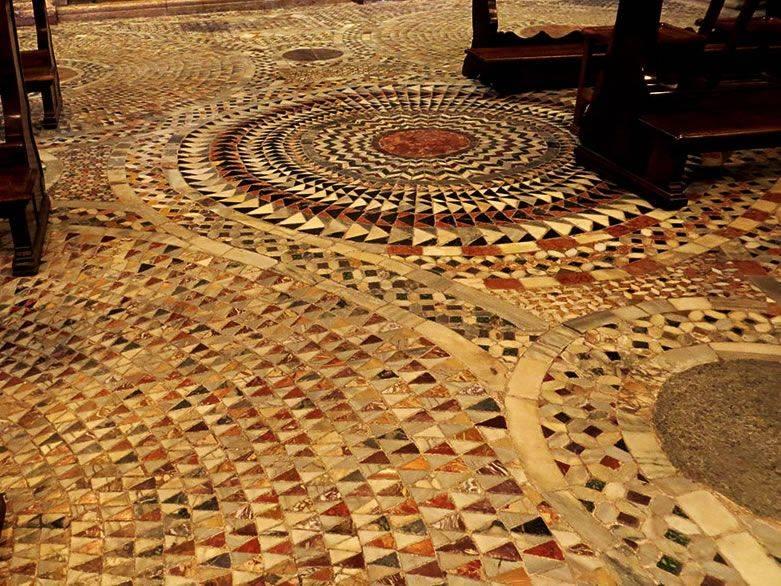 Мозаика из смальты (25 фото): смальтовая мозаичная плитка, техника укладки своими руками