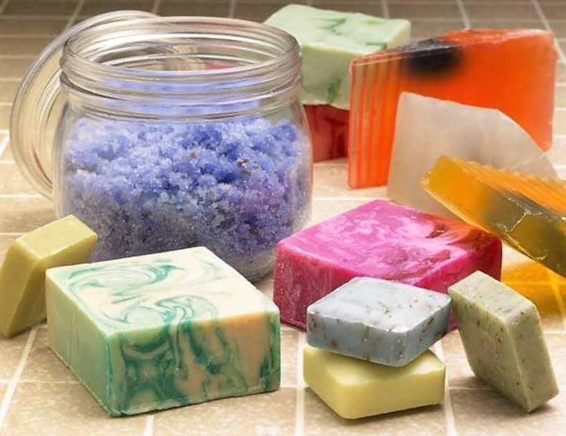 Необычные способы применения мыла в быту - zefirka