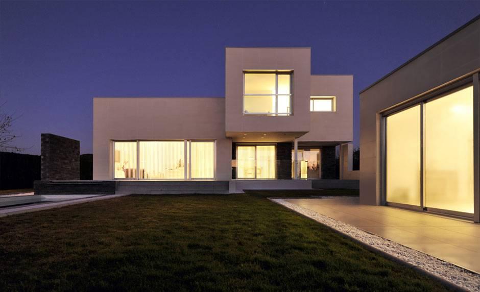 Кубизм в искусстве. красивые проекты домов в стиле кубизма: фото, каталог кубизм в архитектуре