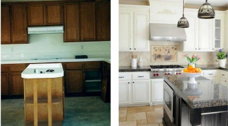 Ремонт кухни своими руками: как сделать бюджетную отделку и дизайн?