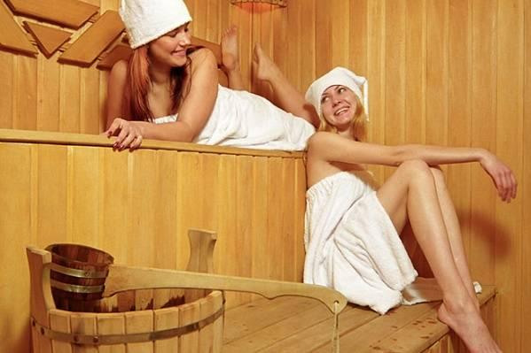 Как повысить влажность в парной русской бани?
