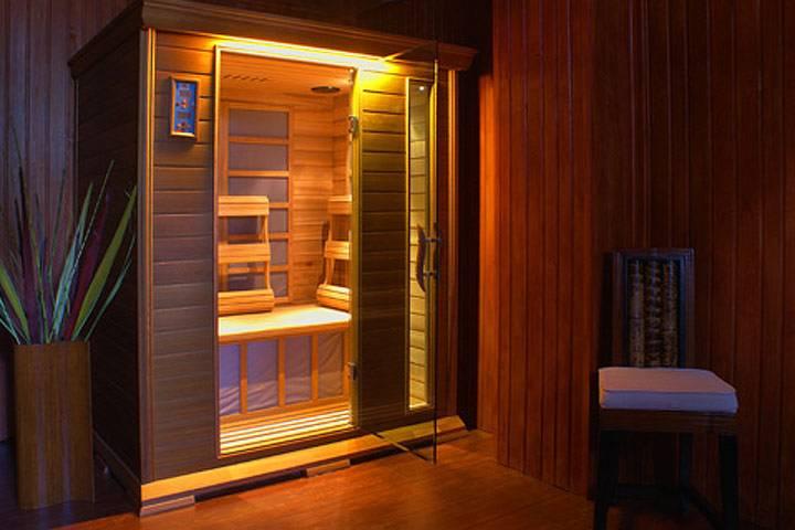 Инфракрасная сауна своими руками в квартире: пошаговая инструкция